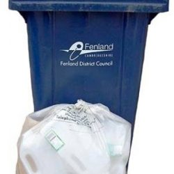 Fenland District Council, Recycling Sacks, Getting It Sorted, Recycling