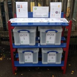 Townley School Recycling Stations - Christchurch Eco
